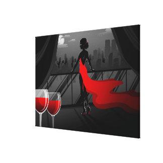 _wine canvas print