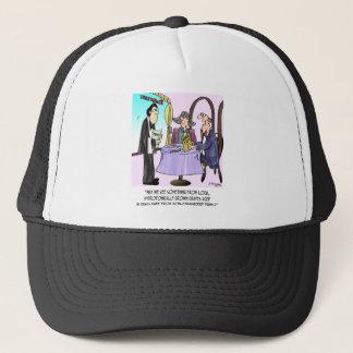 Wine Cartoon 9496 Trucker Hat