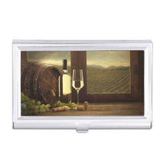 Wine Case For Business Cards