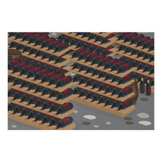 Wine Cellar Posters