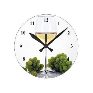 Wine Clock