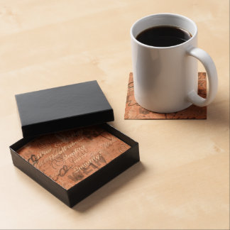 Wine Collecting is about quality over quantity Drink Coaster