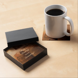 Wine Collecting is about quality over quantity Beverage Coaster