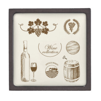 Wine Collection Gift Box