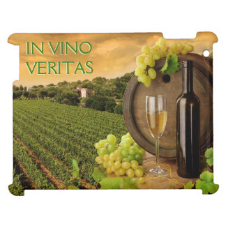 Wine Composition Case For The iPad 2 3 4