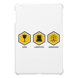 Wine Computer Genealogy Case For The iPad Mini