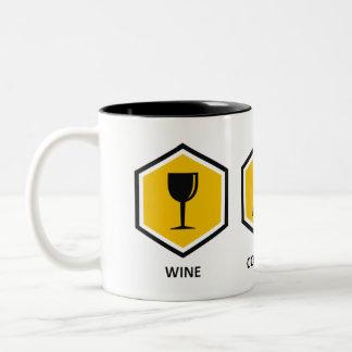Wine Computer Genealogy Mugs