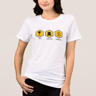 Wine Computer Genealogy T Shirts
