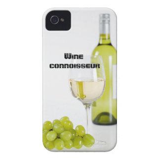 Wine connoisseur iPhone 4 Case-Mate cases