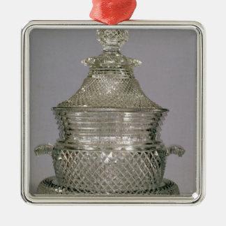 Wine cooler, c.1815-20 metal ornament