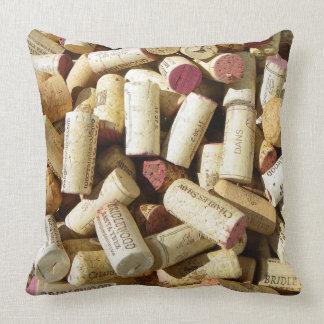 Wine Cork Pillow! Pillows