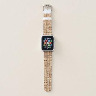 Wine Corks Apple Watch Band