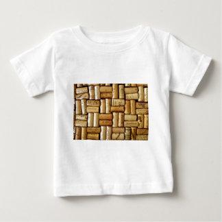 Wine Corks Baby T-Shirt