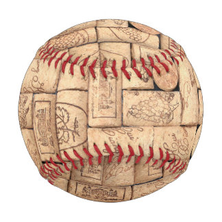 Wine Corks Baseball