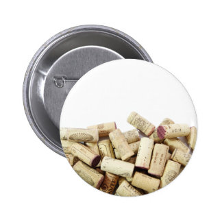 Wine Corks Button
