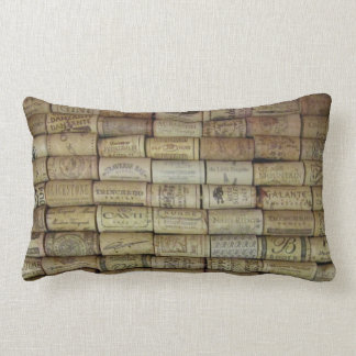 Wine Corks Everywhere Pillows