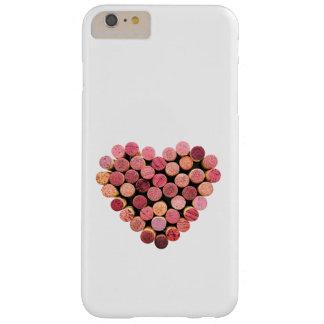 Wine Corks Heart iPhone 6 Plus Case