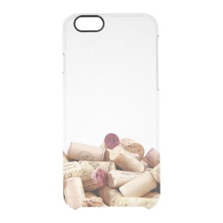 Wine Corks Uncommon iPhone 6/6s Clearly™ Deflector Case