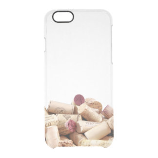 Wine Corks iPhone 6 Clear Case Uncommon Clearly™ Deflector iPhone 6 Case