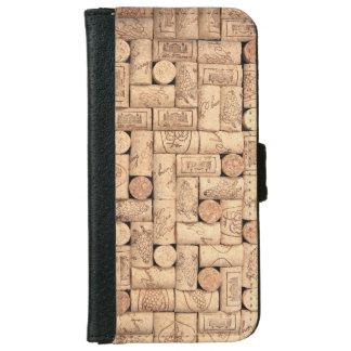 Wine Corks iPhone 6 Wallet Case