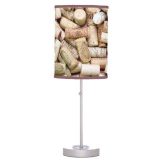 Wine Corks Lamp