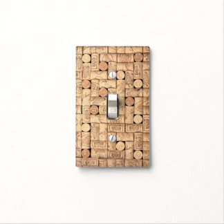 Wine Corks Light Switch Cover