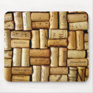 Wine Corks Mouse Pad