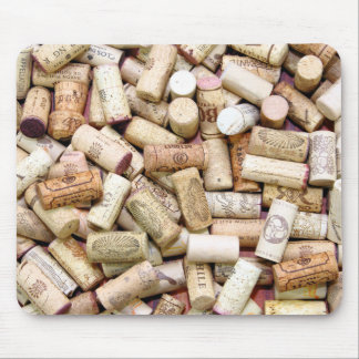 Wine Corks Mousepad
