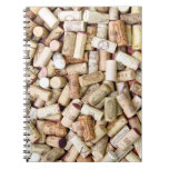Wine Corks Notebook