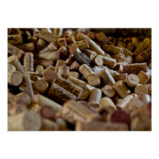 Wine Corks Posters