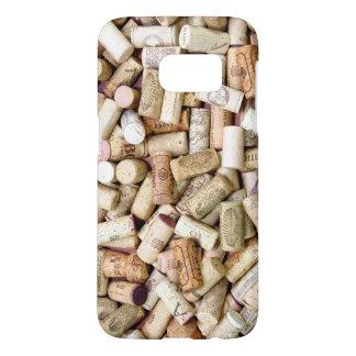 Wine Corks Samsung Galaxy S7 Case