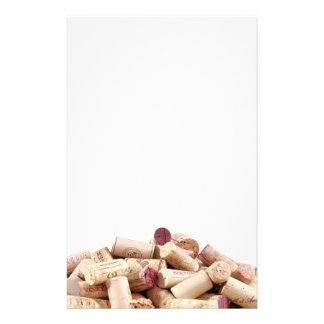 Wine Corks Stationery