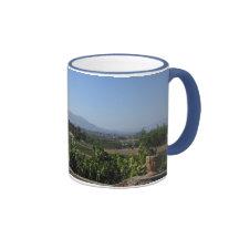 Wine Country Coffee Mugs