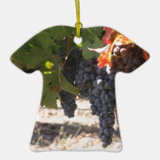 Wine Country Grapes Ornament