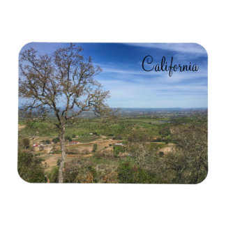 Wine country magnet