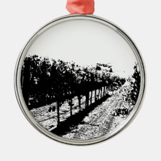 Wine Country Christmas Tree Ornaments