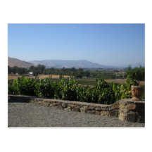 Wine Country Postcards