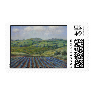 Wine Country Stamps
