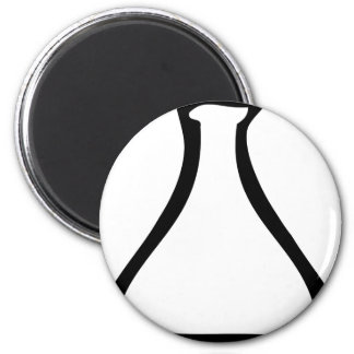 wine decanter icon magnet