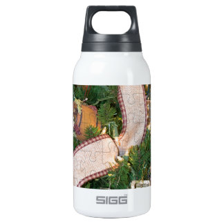 Wine Decorative Ocassion Insulated Water Bottle