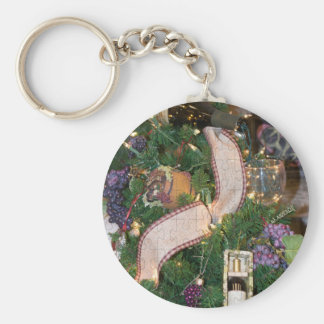 Wine Decorative Ocassion Keychain