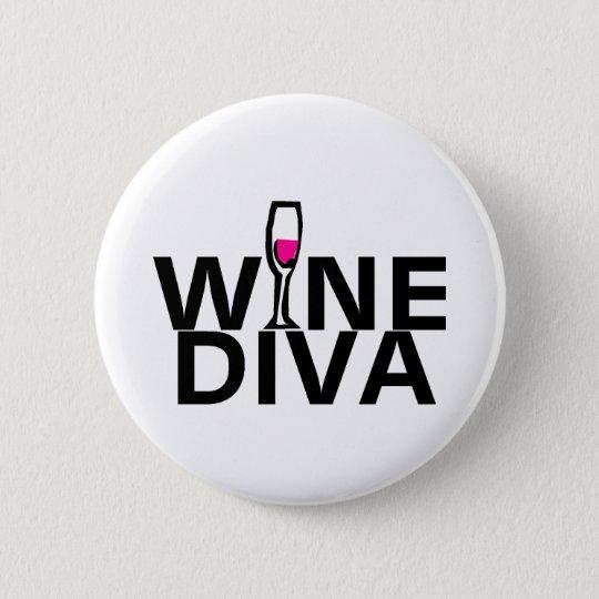Wine Diva Button
