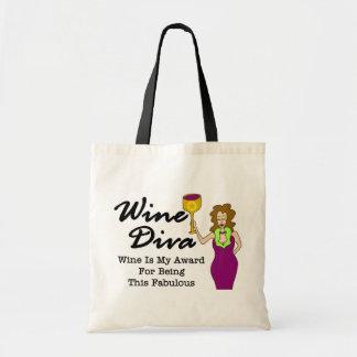 "Wine Diva ""Fabulous"" Bag"