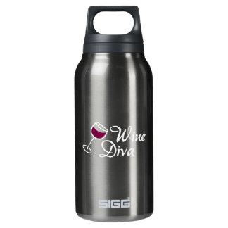 Wine Diva Insulated Water Bottle