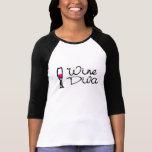 Wine Diva Tshirt