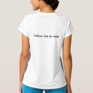 Wine Finish Large T-Shirt