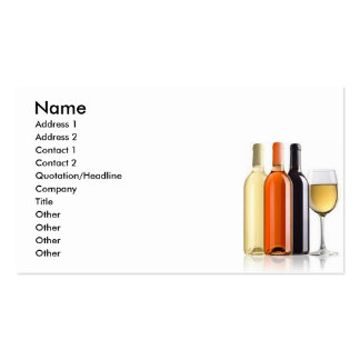 WINE FOR ANY REASON BUS/PERSONAL CARD