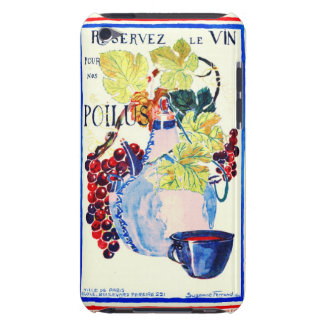 Wine for Soldiers 1916 Barely There iPod Covers