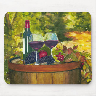 Wine: Fruit of the Vine Mouse Pad