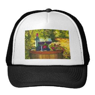 Wine: Fruit of the Vine Trucker Hat